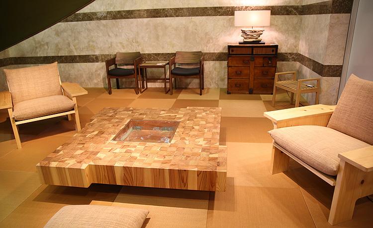 大阪マルキン家具 十津川村とコラボイベント