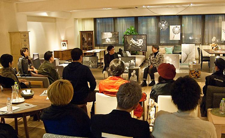 大阪店舗の家具イベント