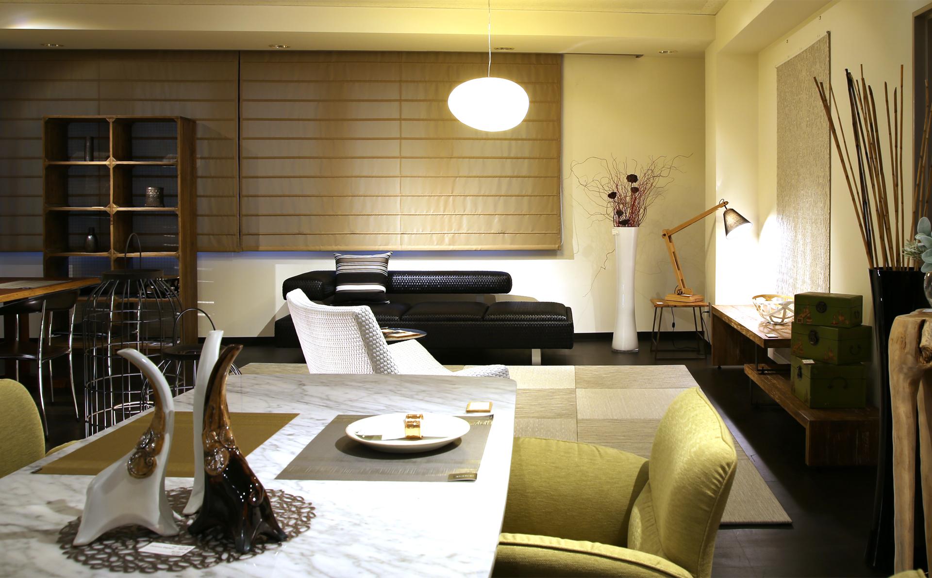 2階の家具インテリアショールームの画像17