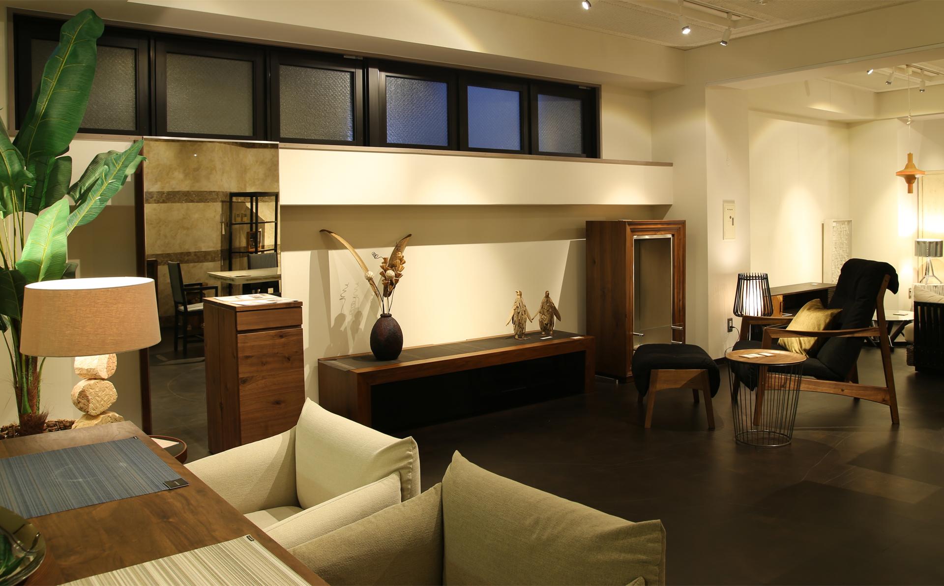 2階の家具インテリアショールームの画像5