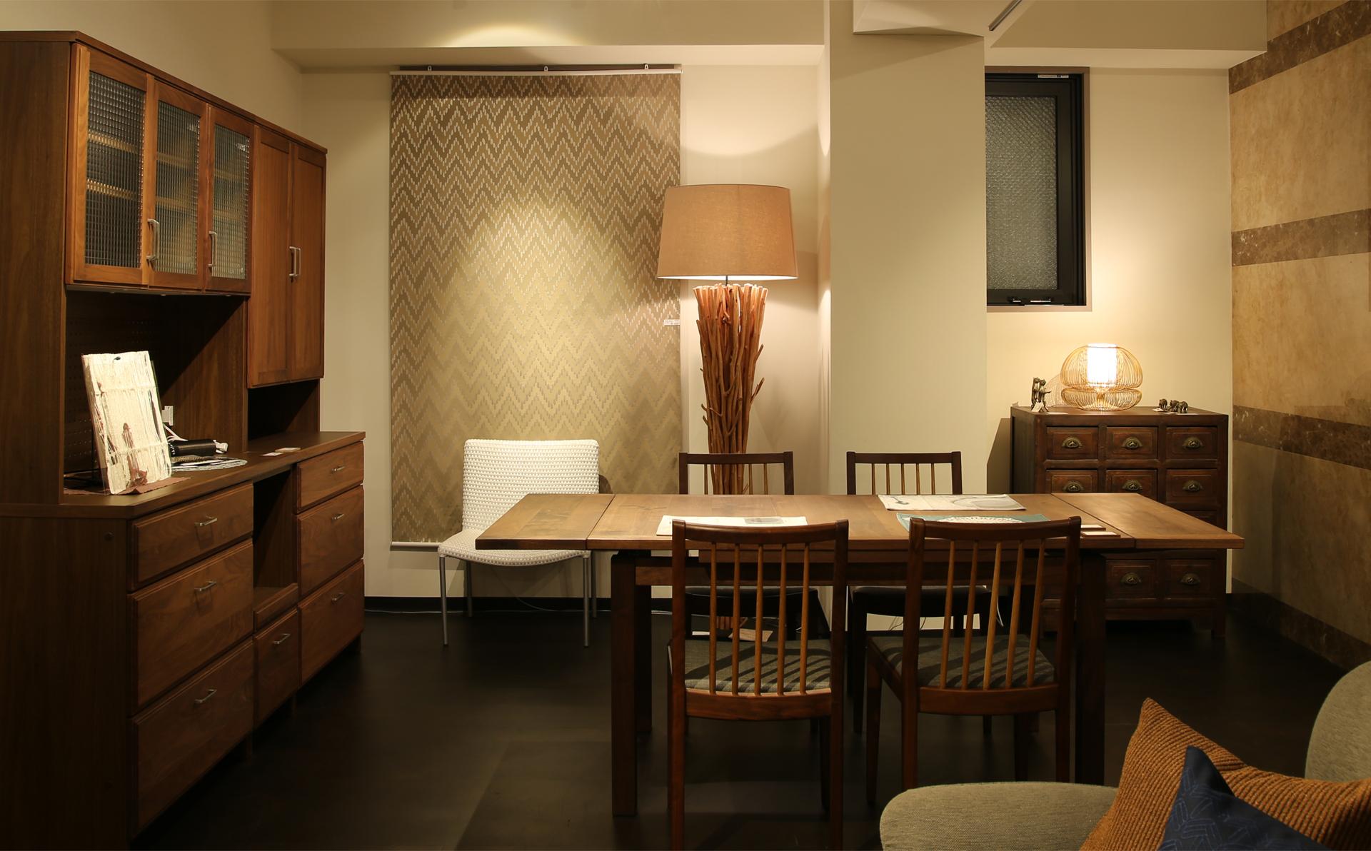 2階の家具インテリアショールームの画像8