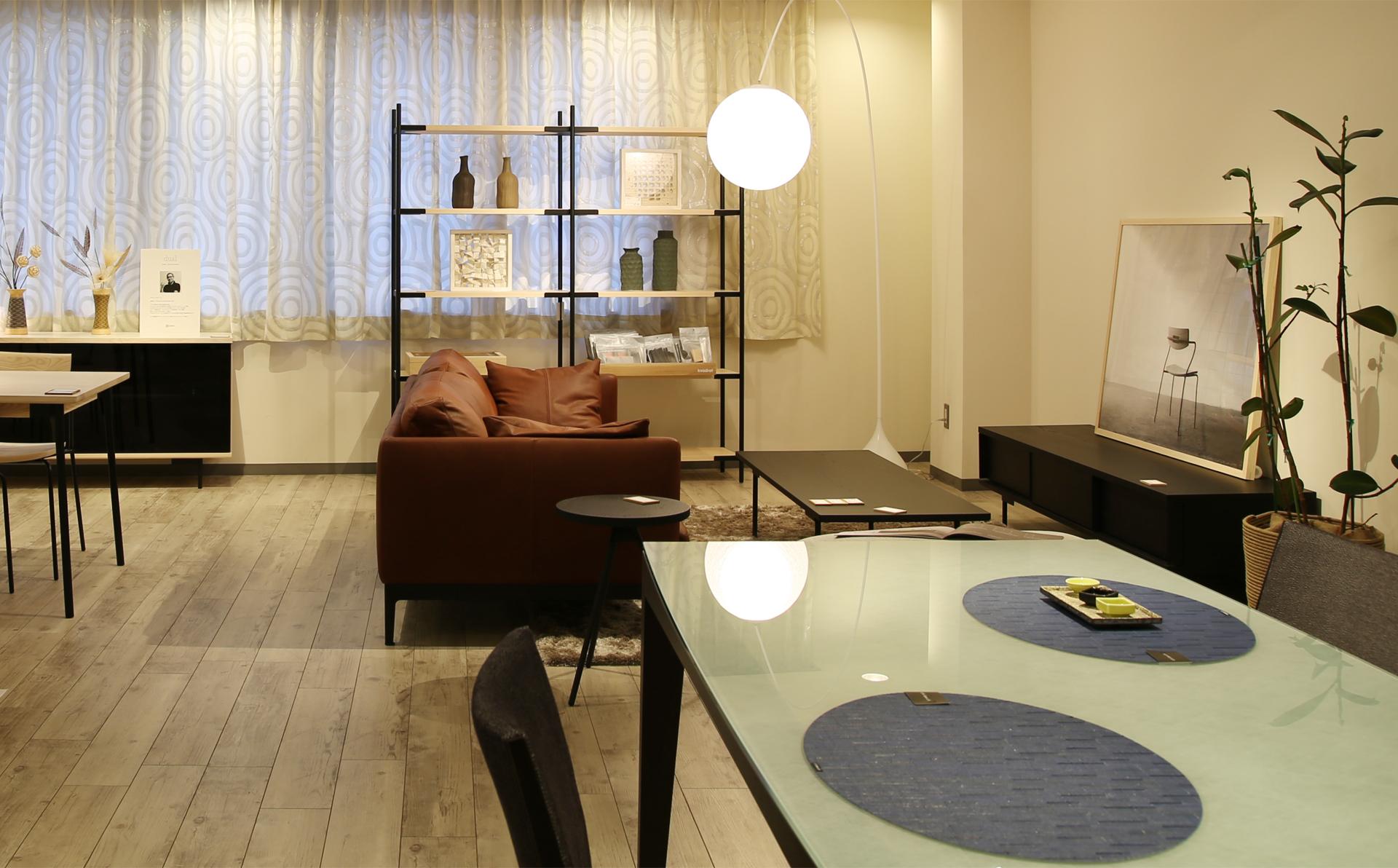 3階の家具インテリアショールームの画像10