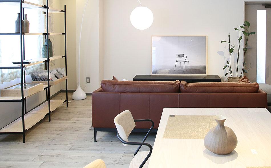 3階の家具インテリアショールームの画像4