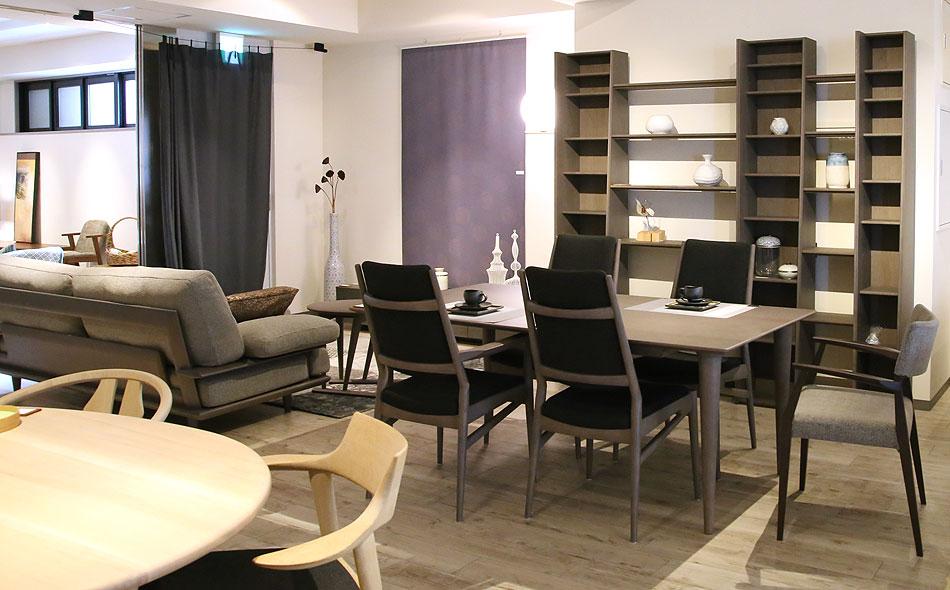 3階の家具インテリアショールームの画像9