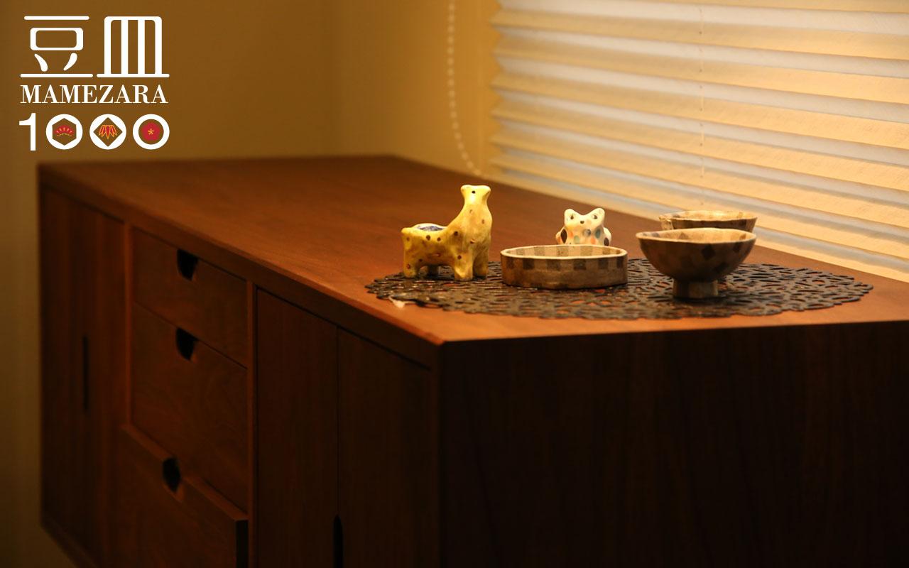 豆皿セレクト展 「夏を涼やかに食する」 8日目