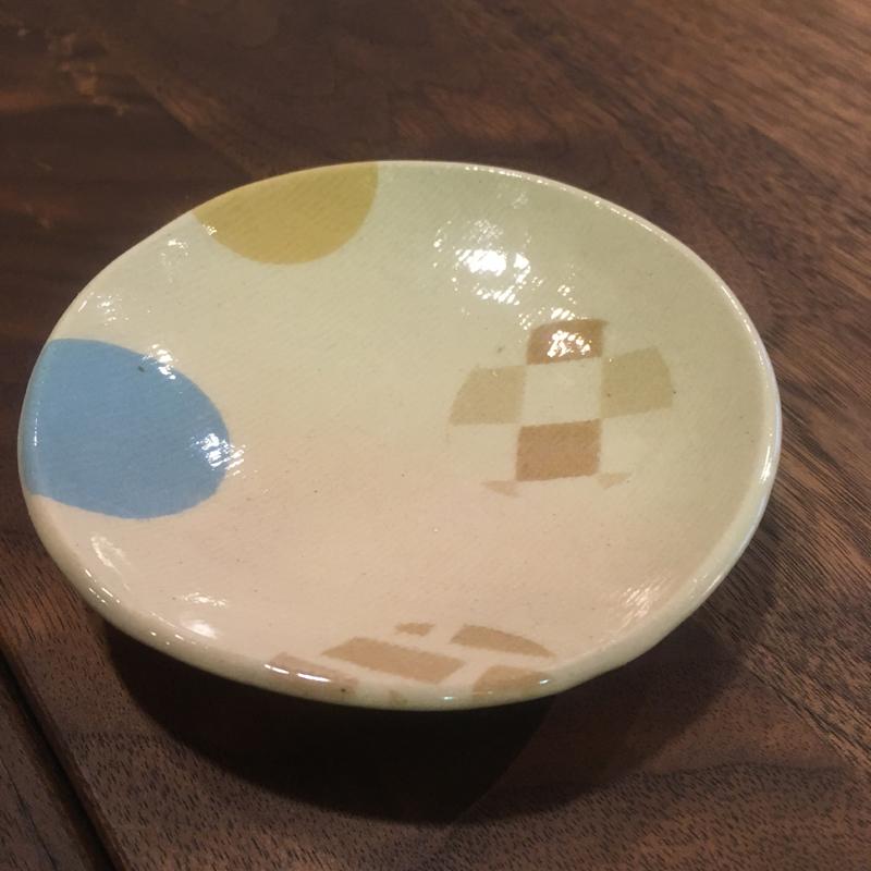 木本康太郎さんの酒肴皿
