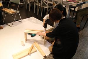 十津川村の杉で「スギボックス」を作ろう 2日目の写真