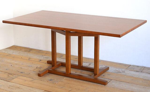 ダイニングソファ用テーブル