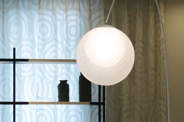 おしゃれな照明、マルキン家具大阪ショールームで展示・販売中