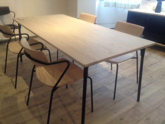 dual dining table dual chair
