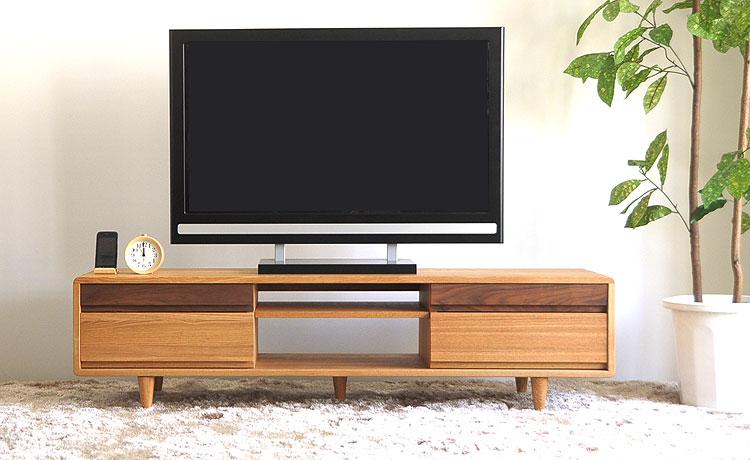 テレビ台選びのポイント、収納スペースオープンタイプ