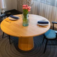 丸 円形 テーブル アウトドア タンブーロセンソ デ ヴィッタ