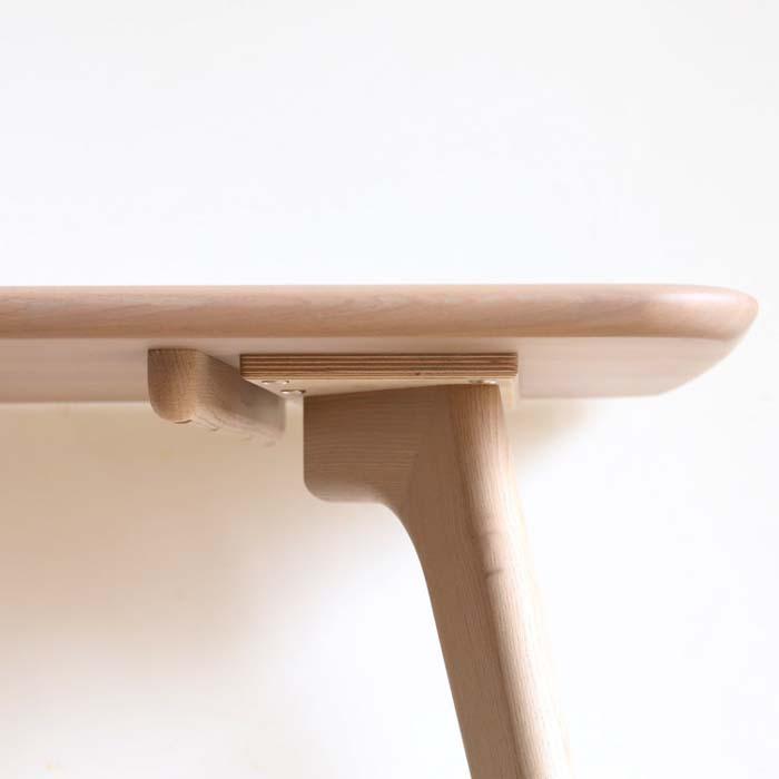 日進木工 Sof ダイニングテーブル 天板