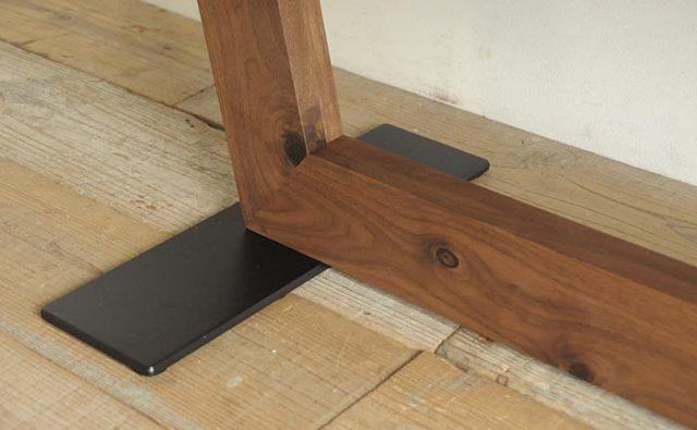 LIBERIA リベリア ダイニングテーブル 節あり 無垢材 高さが選べる