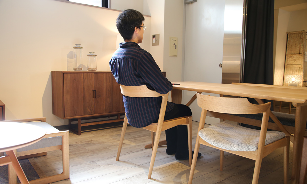 板座の椅子 おすすめ2