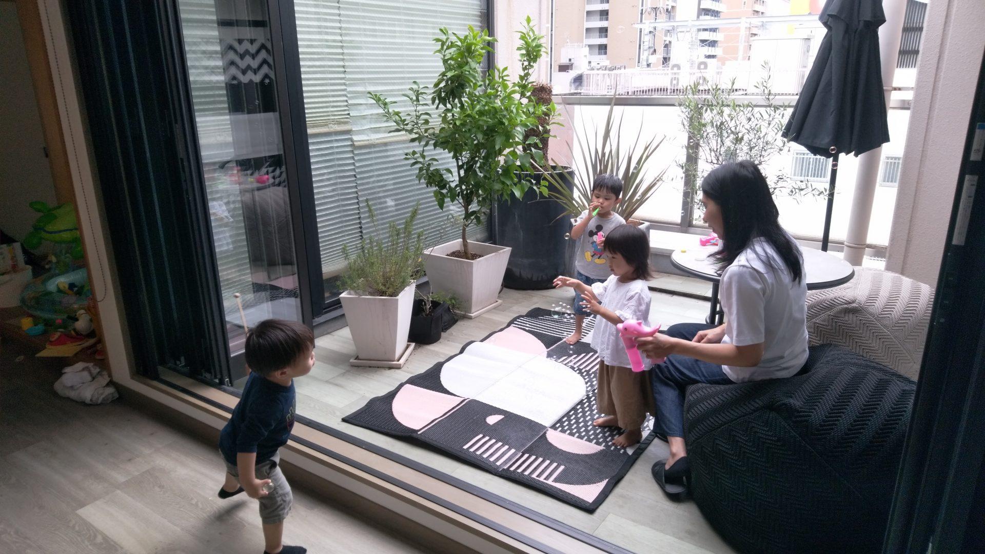PDM洗えるRUG 展示 販売 大阪マルキン家具