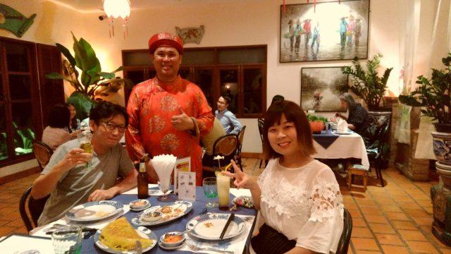 ベトナム料理のお店 「Le Dalat」お料理