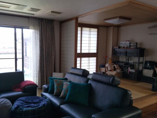 堺市T様邸before写真