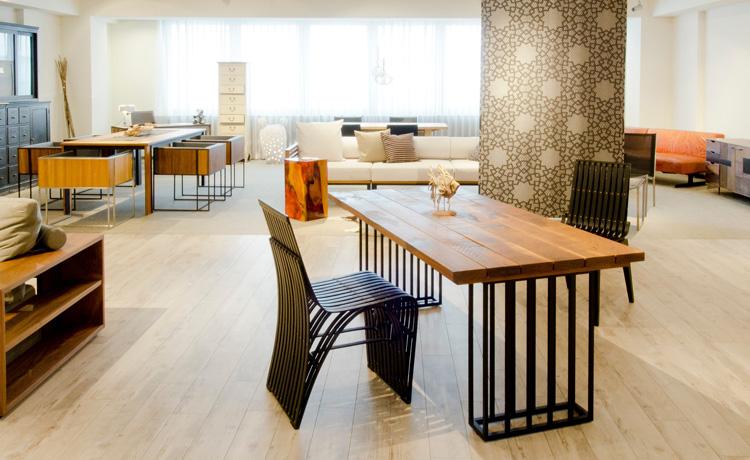 2013年の大阪マルキン家具、リニューアル後