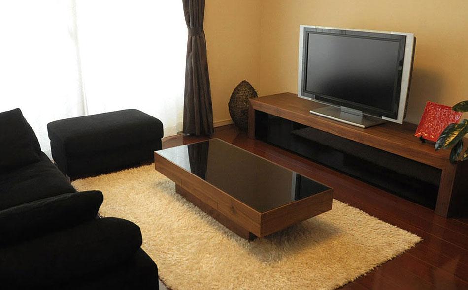 高級感あるテレビ台