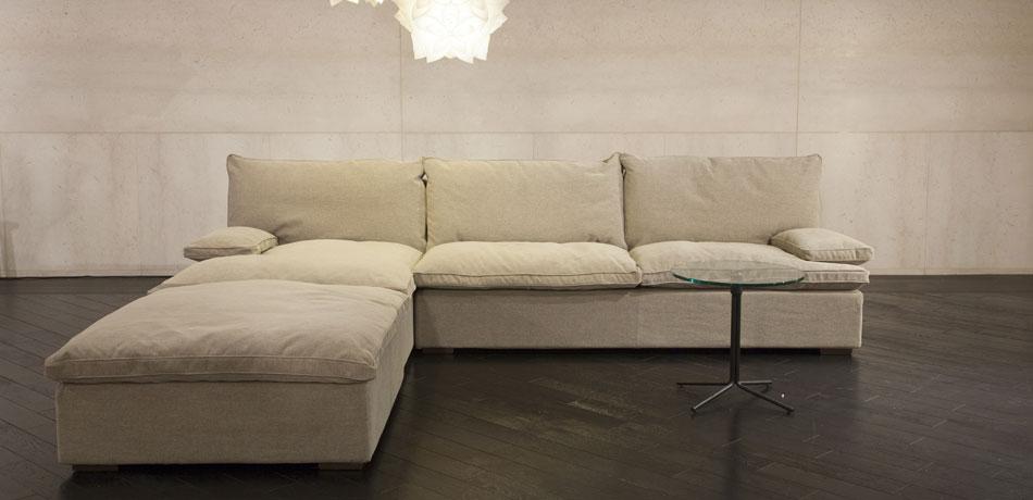 E-sofa イーソファー正面イメージ