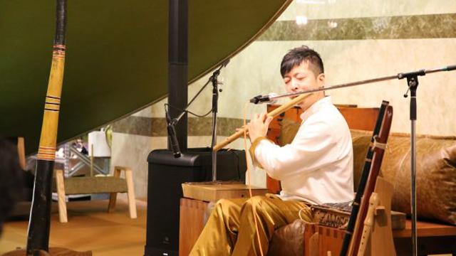 響木- Hibiki-「暖炉を囲み音楽とお酒を愛でる会 」