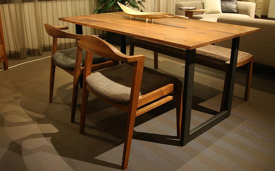 日本製の椅子 志岐ファニチア