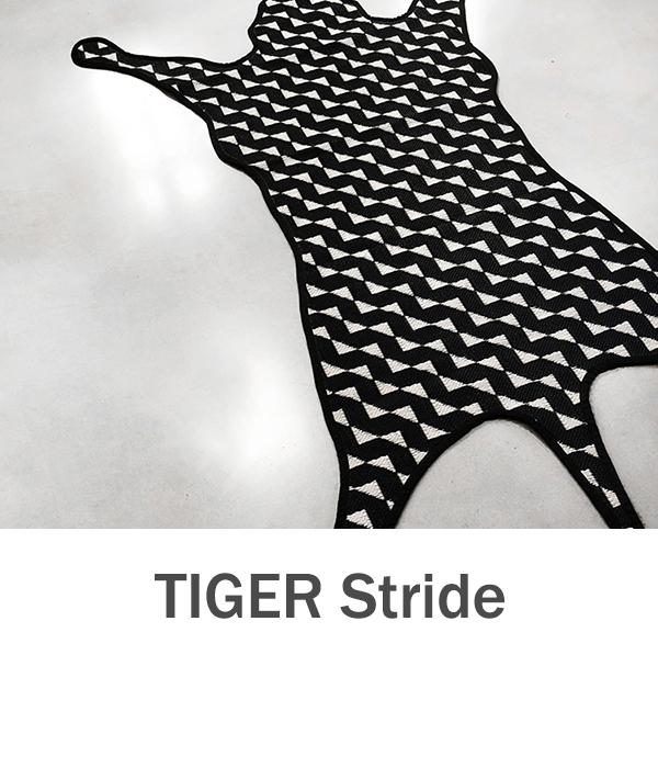 Tiger-Stride