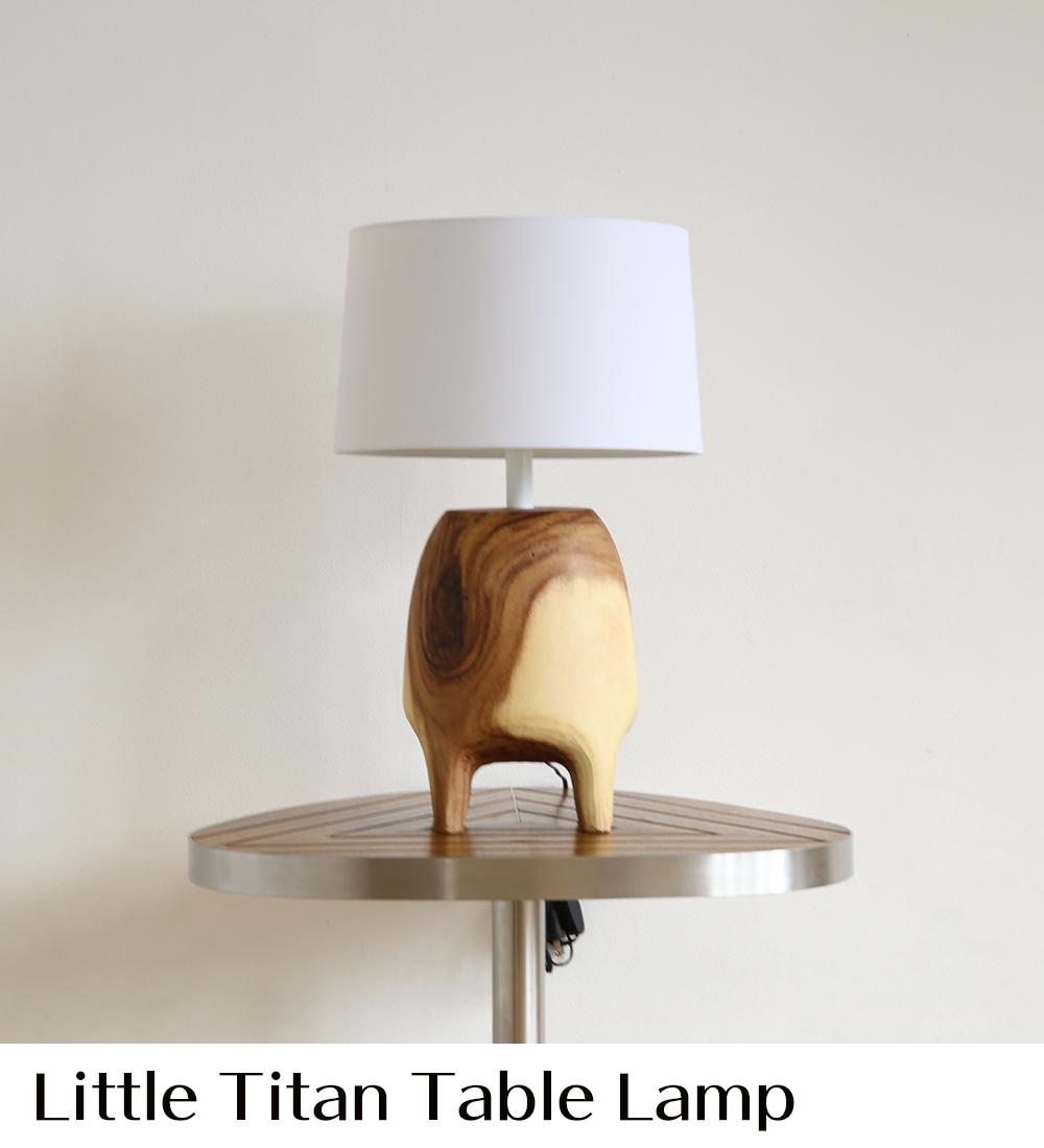 ラクスツリー照明、Little-Titan-Table-Lampの販売ページ