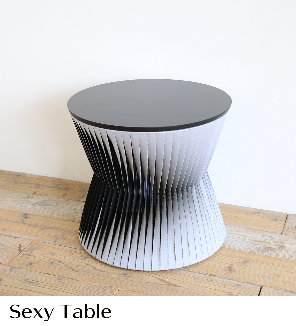 セクシーシリーズ、テーブルの販売ページ