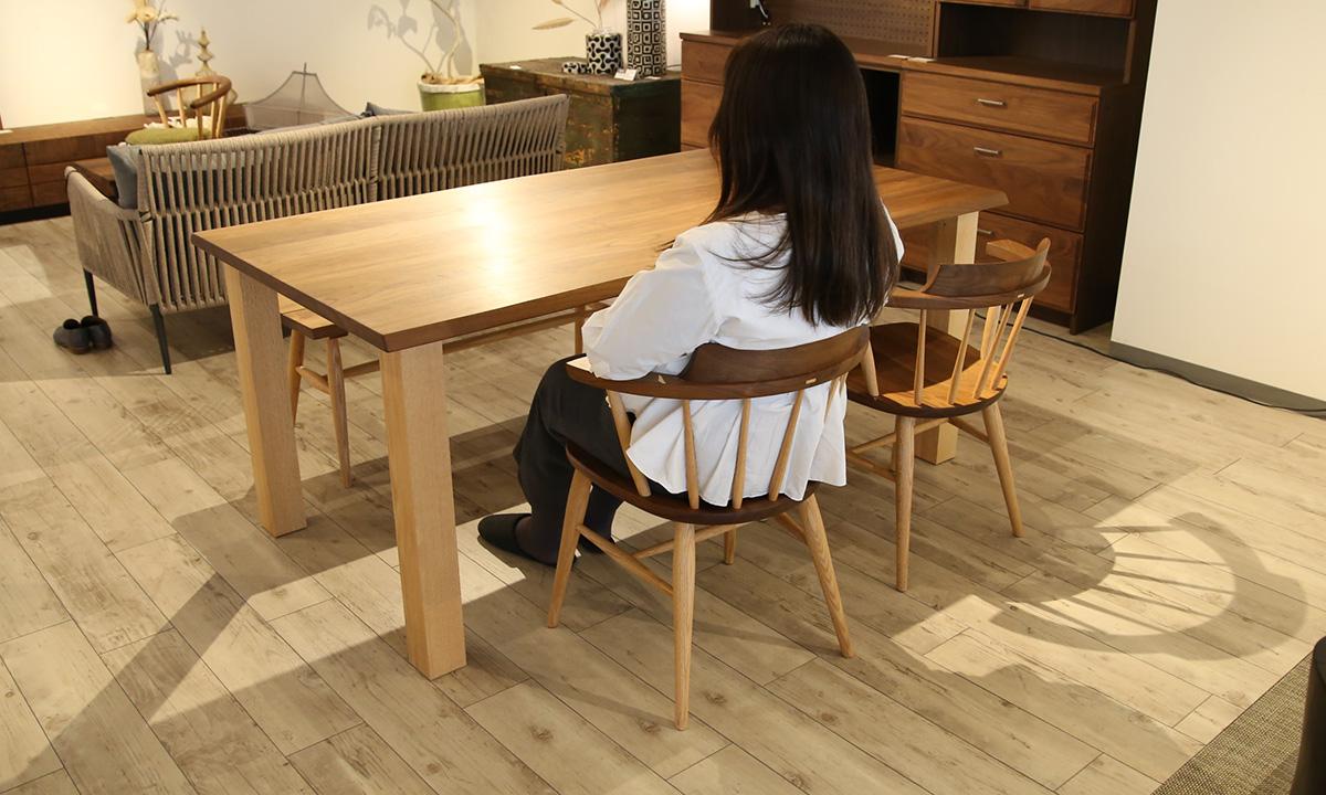 小柄な女性、低身長の方にお勧めしたい座り心地の良い椅子