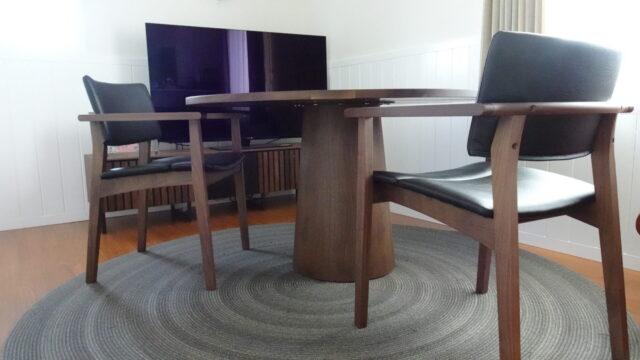 マリーテーブルとセレーノラグ、トッポチェア