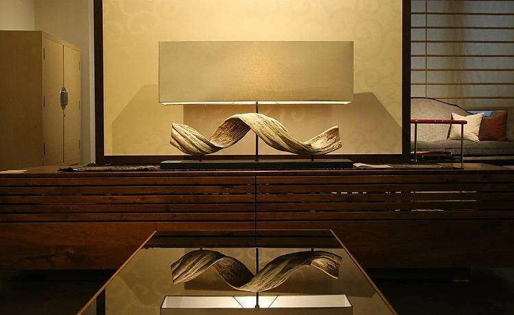 天然素材 フロアランプ テーブルランプ LUXTREE Figuvine