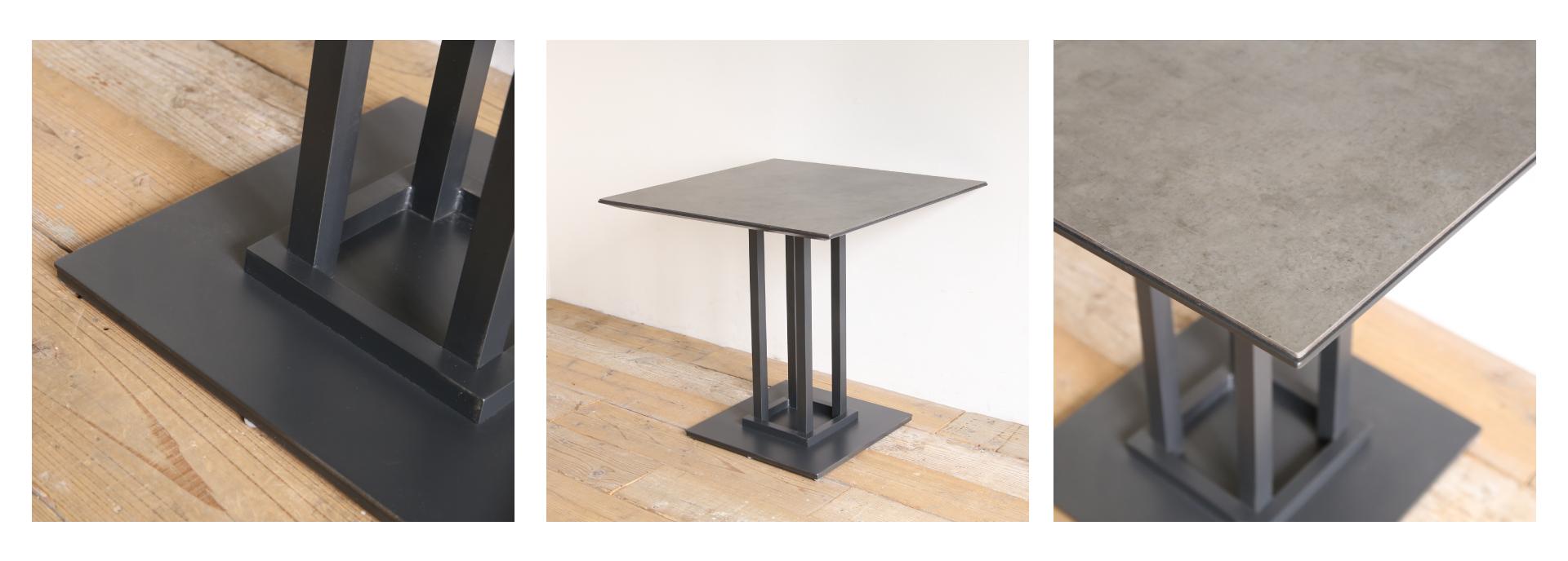CORTILE TABLE(コルティーレテーブル)軽いので天気のいい日にはベランダに持っていき、読書やお茶を楽しむのもいいかもしれません。お部屋をリゾート感のあるモダンな空間に変えてしまうスパイスのような家具たちで、暮らし方を変えてみてはいかがでしょうか。