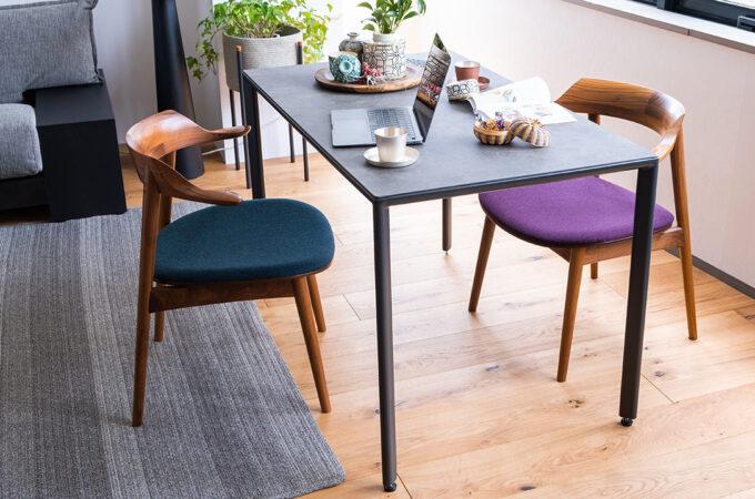 ダイニングチェア 低め おすすめ 日本製 木製椅子